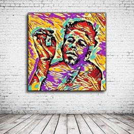 Pop Art Tom Waits
