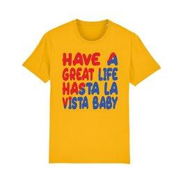 Hasta La Vista Baby