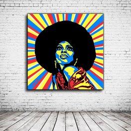 Pop Art Diana Ross