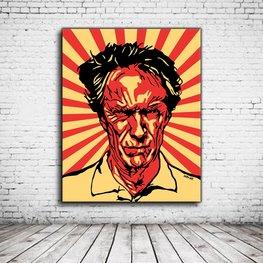 Pop Art Clint Eastwood