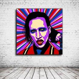 Pop Art Marilyn Manson