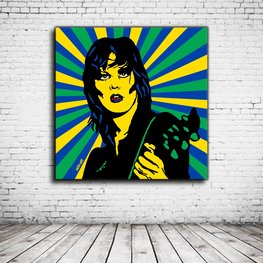 Pop Art Joan Jett