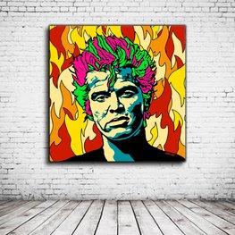 Pop Art Billy Idol
