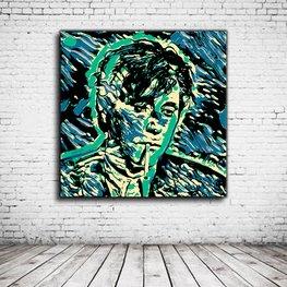 Pop Art Brian Ferry