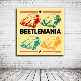 Pop Art Beetlemania