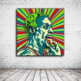 Pop Art Dennis Rodman