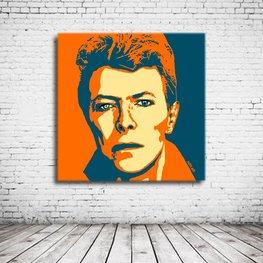 Pop Art David Bowie