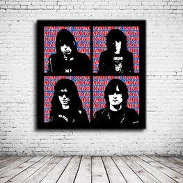 Pop Art Ramones