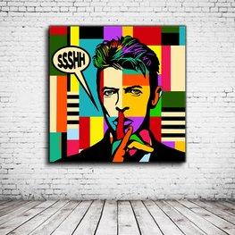 Pop Art David Bowie Ltd Edition