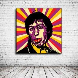 Pop Art Charlie Watts
