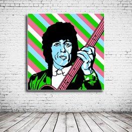 Pop Art Bill Wyman