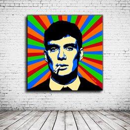 Pop Art Tommy Shelby Peaky Blinders