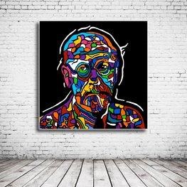 Pop Art Sigmund Freud
