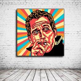 Pop Art Paul Newman