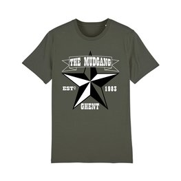 T-shirt The Mudgang Khaki