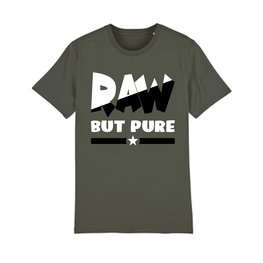 T-shirt Raw But Pure