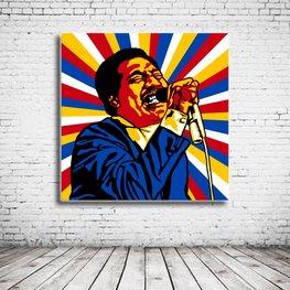 Pop Art Otis Redding