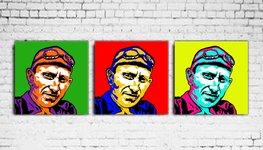 Briek Schotte Triptych