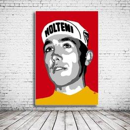 Eddy Merckx Pop Art