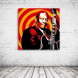 BB King Blues Art