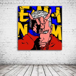 Eminem Pop Art
