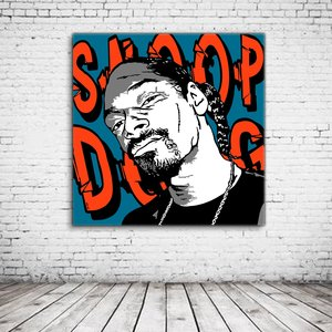 Snoop Dogg Pop Art