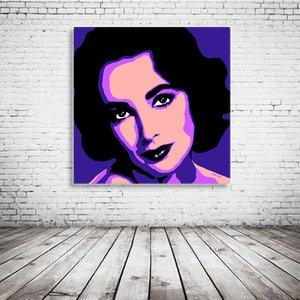 Elizabeth Taylor Pop Art