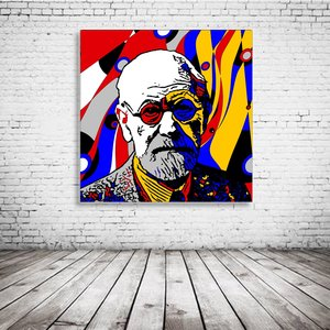 Sigmund Freud Art