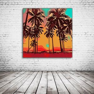Palm Trees Art
