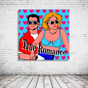 True Romance Pop Art