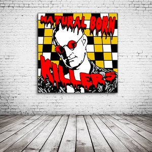 Natural Born Killers Pop Art