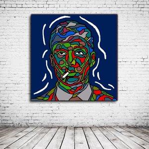 Tommy Shelby Peaky Blinders Pop Art