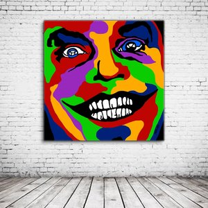 The Joker Jack Nicholson Pop Art