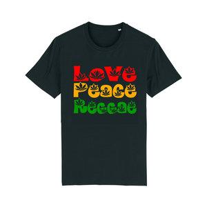 Love Peace Reggae