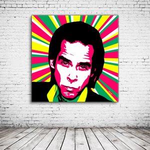 Nick Cave Pop Art
