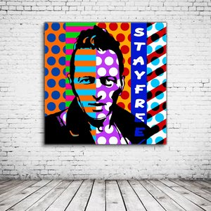Pop Art Joe Strummer