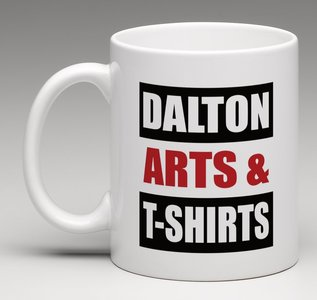 Dalton Arts porseleine mok