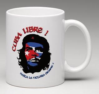 Che Guevara porseleine mok