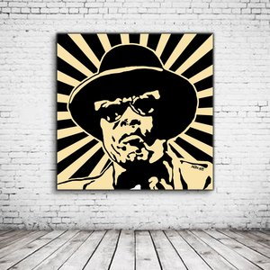 Pop Art John Lee Hooker