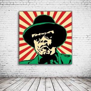 Pop Art John Lee Hooker