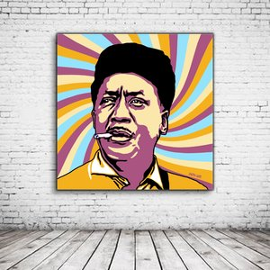 Pop Art Muddy Waters