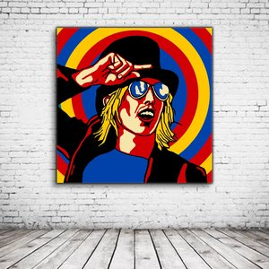 Pop Art Tom Petty