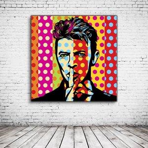 David Bowie Pop Art