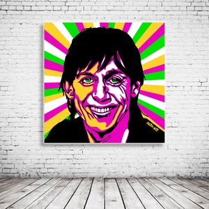 Pop Art Iggy Pop