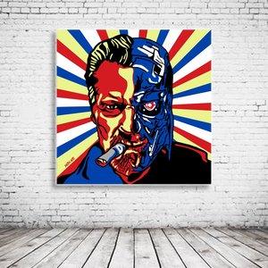 Pop Art Terminator