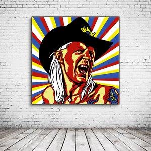 Pop Art Johnny Winter