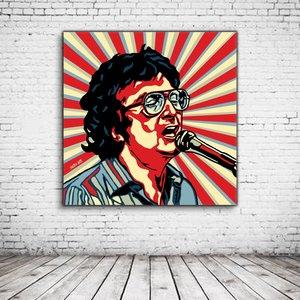 Pop Art Randy Newman