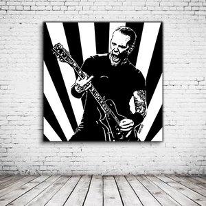 Pop Art James Hetfield