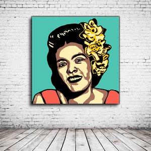 Pop Art Billie Holiday XL