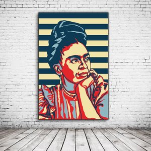 Pop Art Frida Kahlo XL